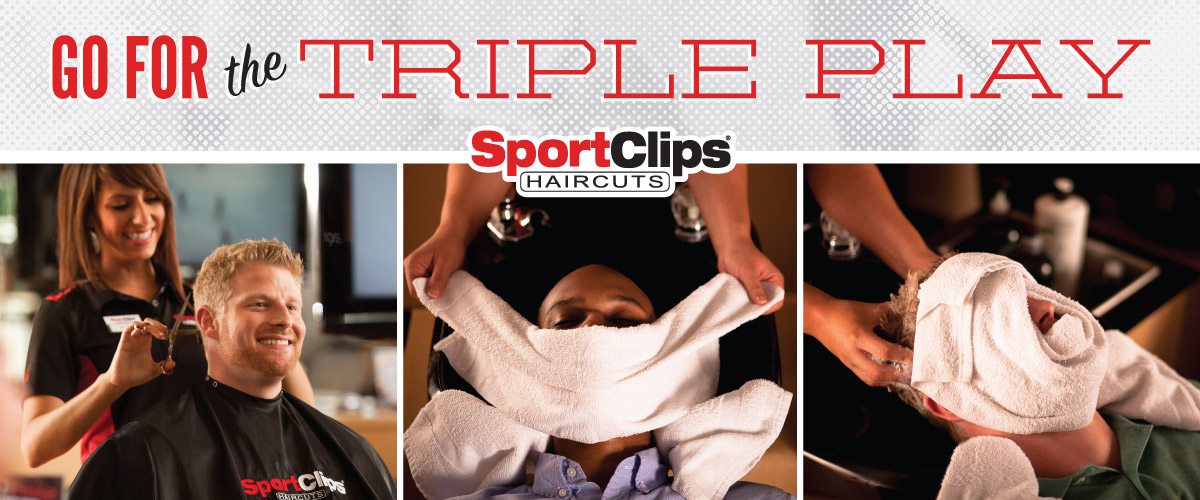 The Sport Clips Haircuts of Kalamazoo - Whites Plaza Triple Play
